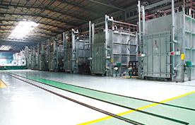 30吨退火炉:系统成熟,生产效率高