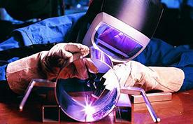 无缝焊接:焊接时流动性好、无气泡