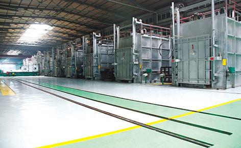 40吨氮气退火炉,产品性能稳定