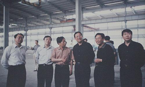 河南省委常委、郑州市委书记王文超