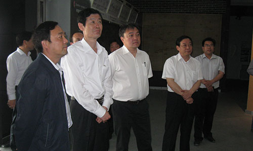 郑州市副市长马健到巩义市产业集聚区调研