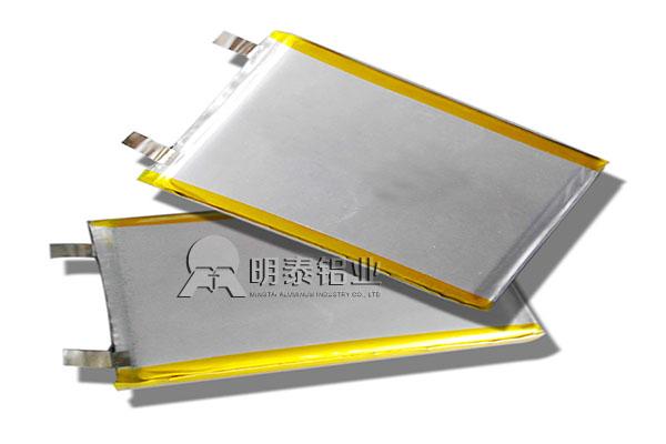 电池软包铝箔市场发展潜力巨大