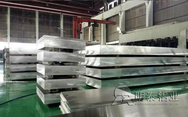 铝板厂家生产厂家介绍5系铝镁合金板材5052铝板