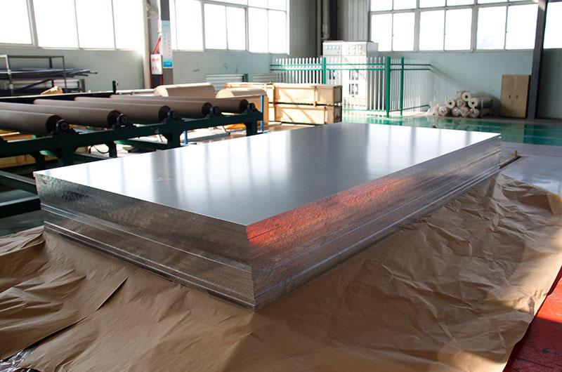 3004散热器铝板现货供应_3004铝板全新报价_厂家直销