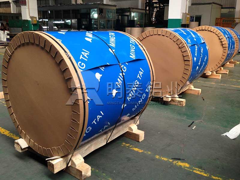 涂层卷基材3105铝卷生产厂家价格介绍