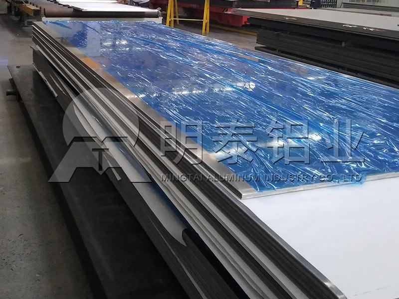 5083铝板生产厂家_油罐车罐体封头用5083合金铝板规格不同,价格不同