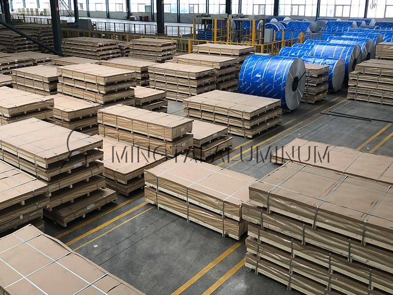 中厚6061铝板供应商-中厚铝板-规格齐全价格优惠