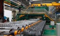 """""""1+1"""" 热轧生产线——为硬铝、超宽板、超厚板量身打造的生产线,技术装备先进、工艺成熟,生产的铝板性能品质有保障;"""
