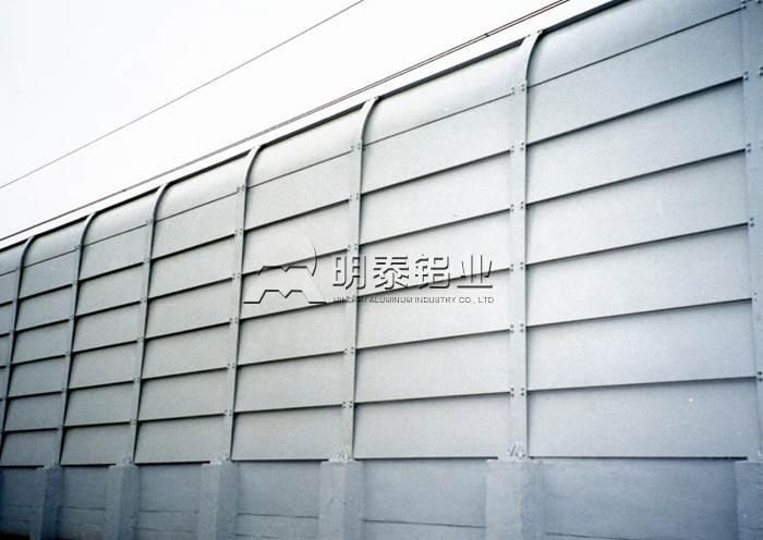 高铁声屏障用铝板