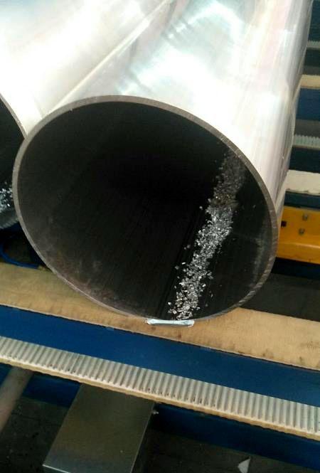 明泰铝业挤压管材