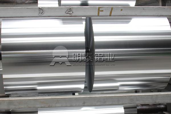 明泰铝业8021铝箔