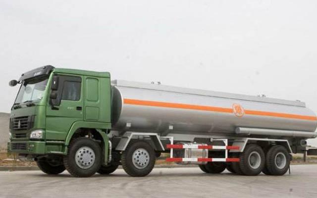 铝合金油罐车使用合金有5182铝板、5083铝板、