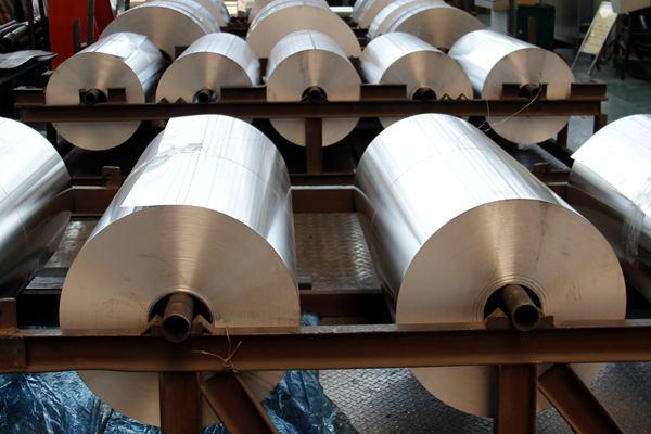 马口铁复合盖用铝箔