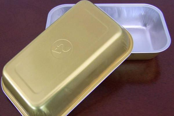 餐盒用铝箔
