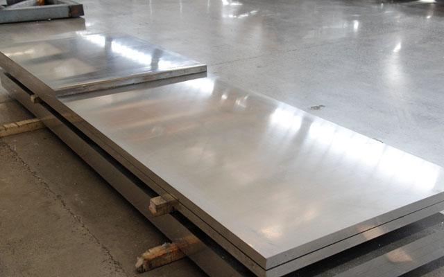 1060热轧铝板