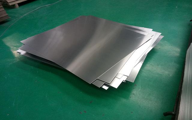铝制瓶盖料铝板