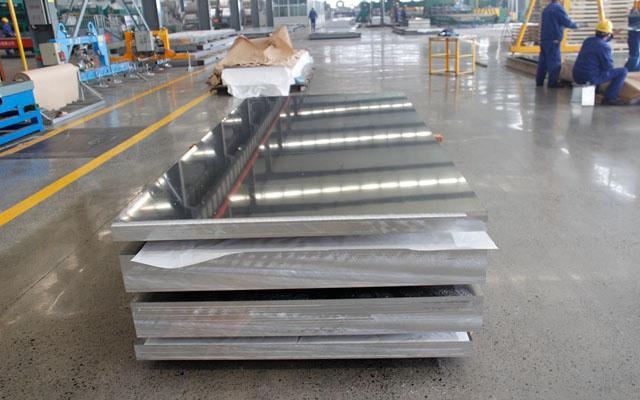 铝合金游艇用铝板材