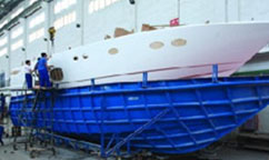 游艇用铝板