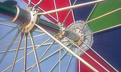 雨伞架用铝板