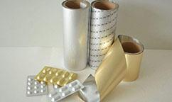 胶带箔 药品包装箔